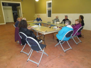 Portland Parks Meeting at Historic Kenton Firehouse